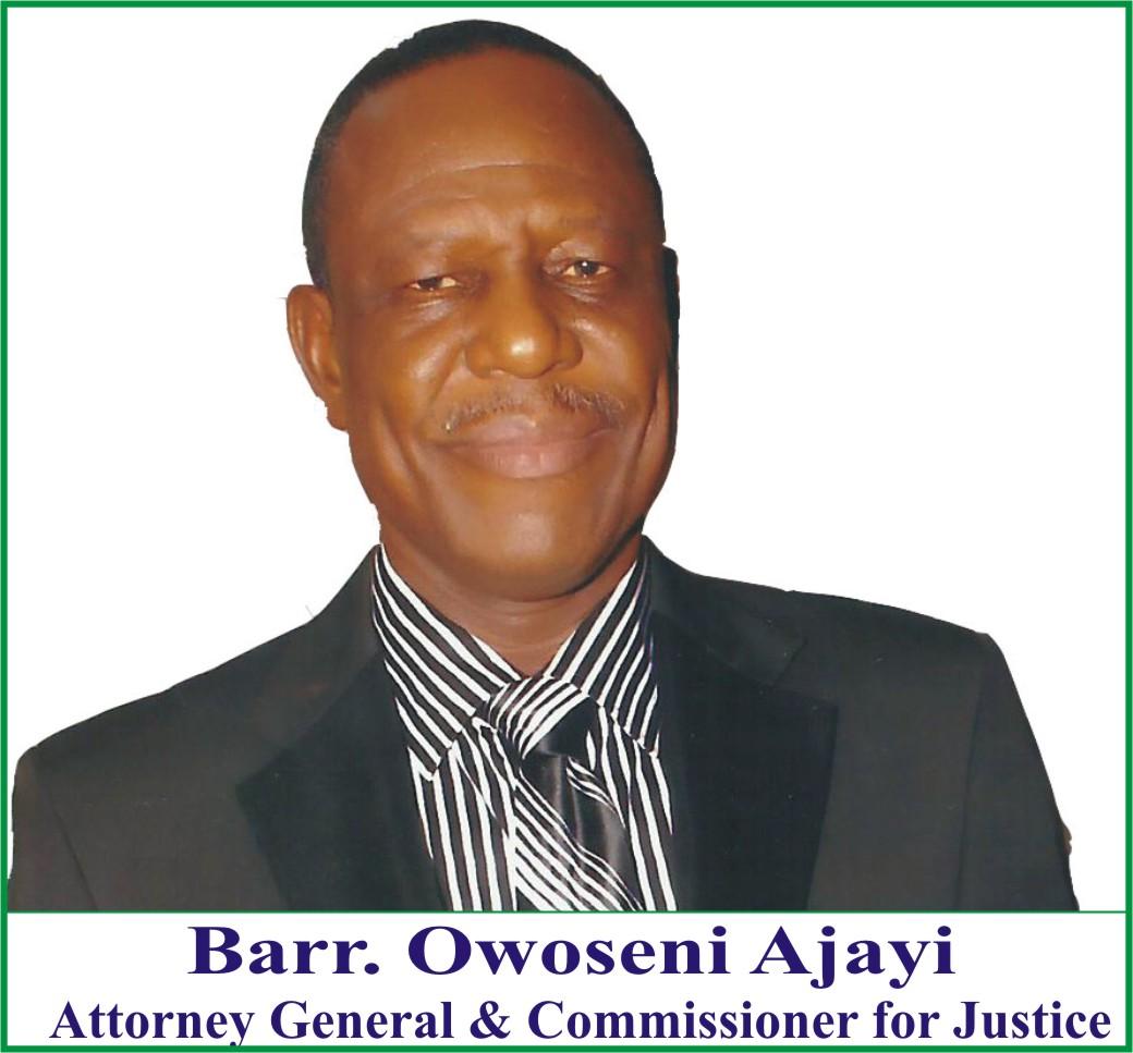 Barr owoseni Ajayi