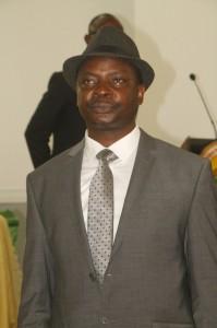 Dr. Peter Olugbenga Faseluka. ( Head of Service, Ekiti State. )