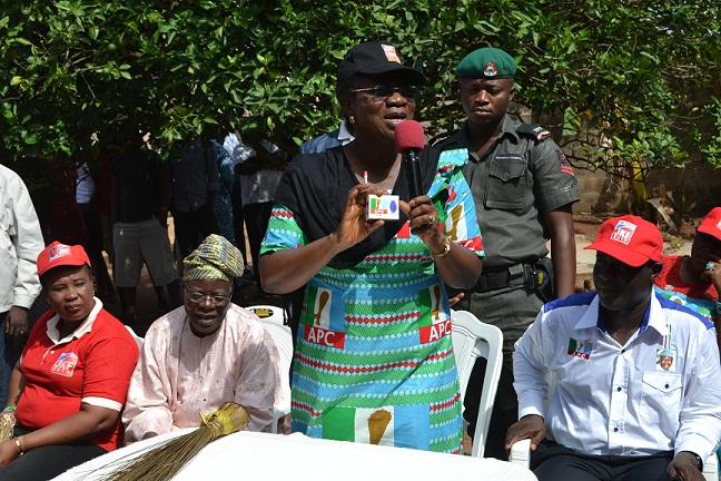 DSC 0480 - Ekiti Election was neither free nor fair - Deputy Governor