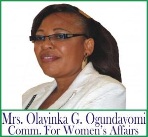women affairs commissioner